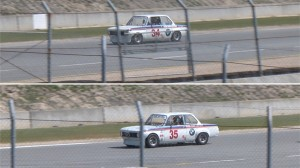 That's me on the top, and Terry Forland driving the twin 2002 on the bottom. I finished 7th, and he finished 11th.
