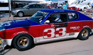 Adam Carolla's fast 610 Datsun. It is an ex-Bob Sharp car.