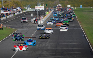 56 Cars take the green flag on Saturday morning.