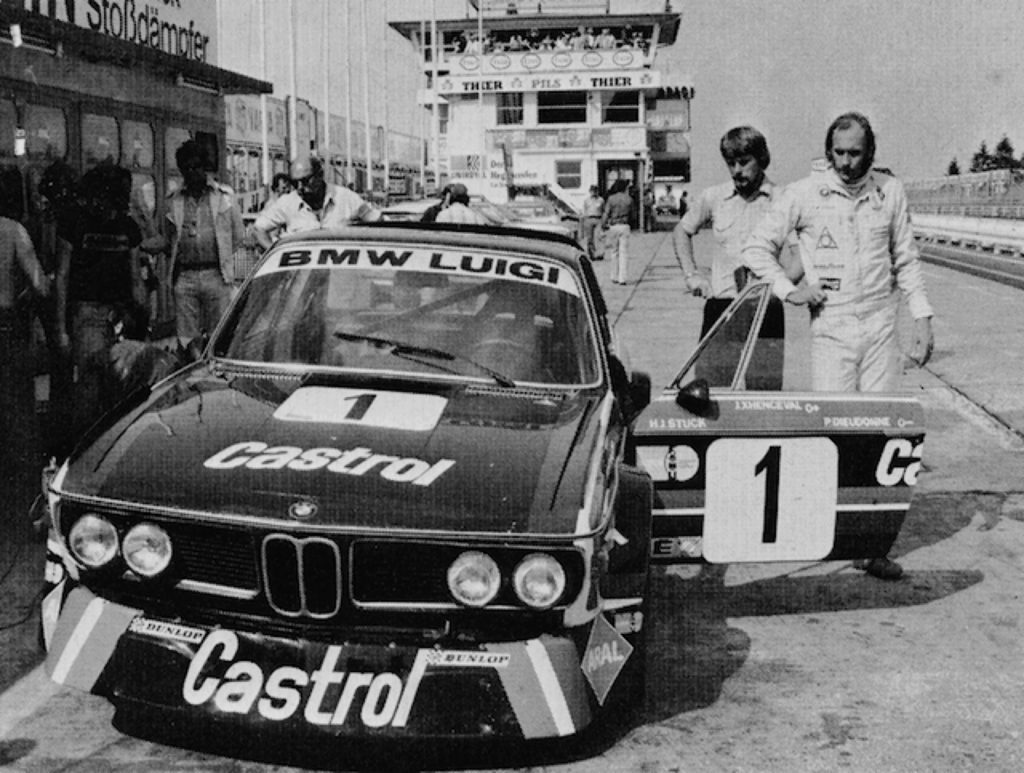 Hans Stuck drove Luigi at the 1976 ETCC race held at the famous Nurburgring.